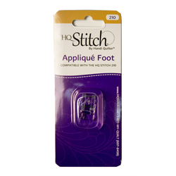 Applique Foot for HQ Stitch 210