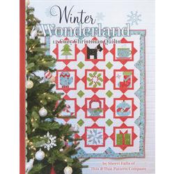 Winter Wonderland - 12 Cozy Christmas Quilts