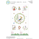 """Additional Images for Peter Rabbit Panel - 44"""" x 10 PANEL"""