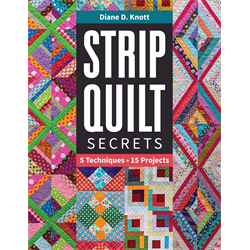 Strip Quilt Secrets