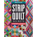 Additional Images for Strip Quilt Secrets - DECEMBER 2018