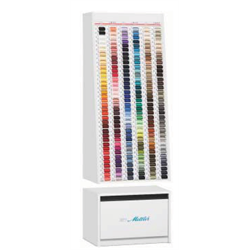 Silk-Finish Cotton #50 Cabinet 9105/9104 - 204 Colours