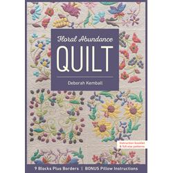Floral Abundance Quilt