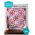 Mini Country Pattern