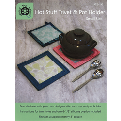 Hot Stuff Trivet & Pot Holder - SMALL