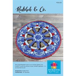 Rudolph & Co. Pattern - JUNE 2018