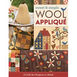 Sweet & Simple Wool Applique