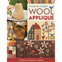 Additional Images for Sweet & Simple Wool Applique