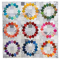 Additional Images for Rainbow Quilts for Scrap Lovers