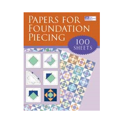 Foundation Piecing Papers