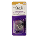 Additional Images for Free-Motion Quilting Feet Set for HQ Stitch 210