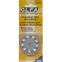45mm Wave Rotary Blade, 1/pk