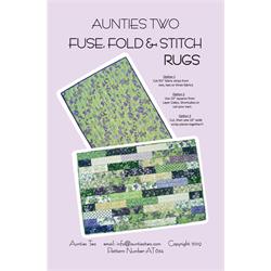Fuse, Fold & Stitch Rugs