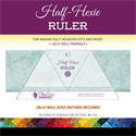 Half-Hexie Ruler*
