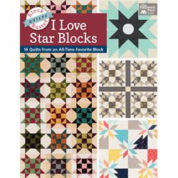 Block-Buster Quilts: I Love Star Blocks