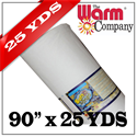 "Soft & Bright - 90"" x 22.86 M (25 YDS)"
