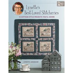 Lynette's Best-Loved Stitcheries - JULY 2019