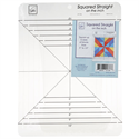 Squared Straight on the Inch Ruler
