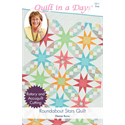 Additional Images for Roundabout Stars Quilt Pattern