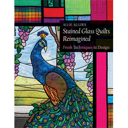 Stained Glass Quilts Reimagined