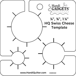 HQ Swiss Cheese Ruler