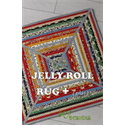JELLY-ROLL RUG + (plus) Pattern