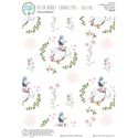 """Additional Images for Peter Rabbit - Jemima Puddleduck - 44"""" x 10 M"""