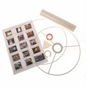 """Additional Images for Lampshade Kit - 8"""" (20 cm)"""
