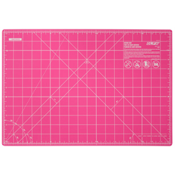 """Rotary Mat - 12"""" x 18"""" - PINK - MARCH 2018"""
