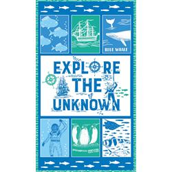 Explore Ocean Map - 10 PANEL BOLT