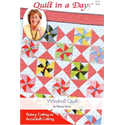 Additional Images for Windmill Quilt Pattern