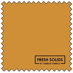 "Fresh Solids - MARIGOLD - 44"" x 13.7 M"