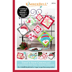 That's Sew Chenille: Christmas Book