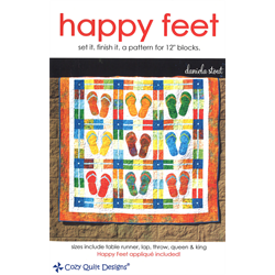 Happy Feet Pattern