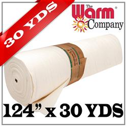 """Warm & Natural - 124"""" x 27.43 M (30 YDS)"""