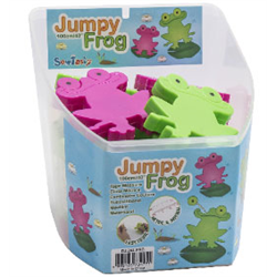 Jumpy Frog Tape Measure Display - AUGUST 2018