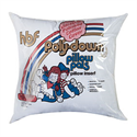 "Polydown Pillow Inserts - 16"" Polished Cotton"